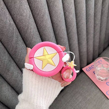 Load image into Gallery viewer, Sailor Moon Star Premium AirPods Pro Case Shock Proof Cover