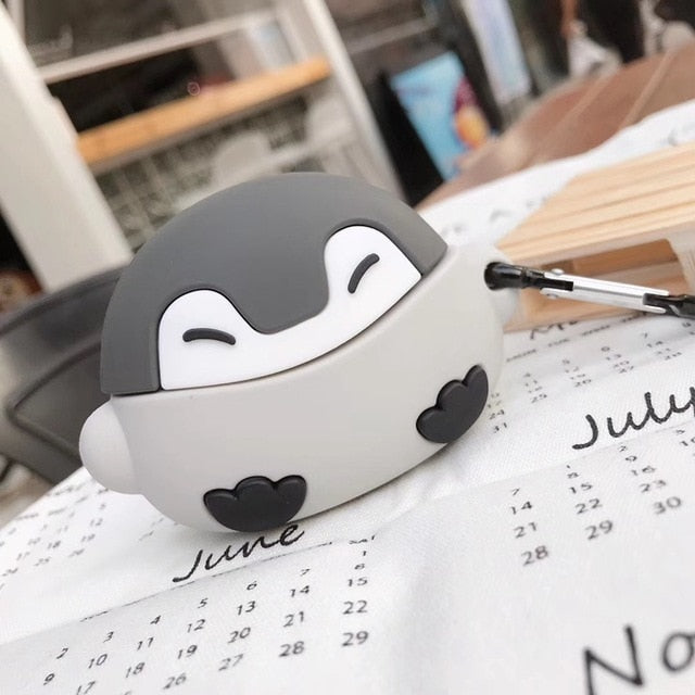 Penguin Premium AirPods Pro Case Shock Proof Cover