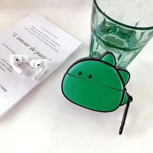 Green Dino Premium AirPods Pro Case Shock Proof Cover