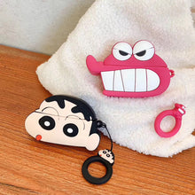 Load image into Gallery viewer, Crayon Shin Chan 'Shinnosuke Nohara' Premium AirPods Pro Case Shock Proof Cover