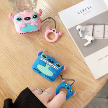 Load image into Gallery viewer, Lilo and Stitch 'Angel' Premium AirPods Pro Case Shock Proof Cover