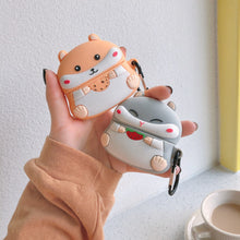 Load image into Gallery viewer, Cute Chipmunk Premium AirPods Pro Case Shock Proof Cover