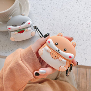 Cute Chipmunk Premium AirPods Pro Case Shock Proof Cover