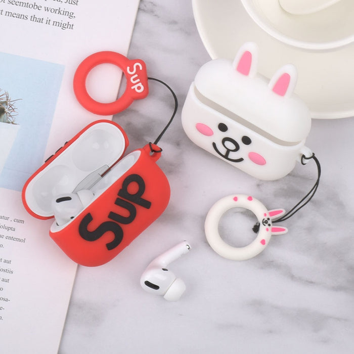 Sup AirPods Pro Case Shock Proof Cover