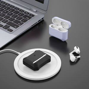 Geometric Silicone AirPods Pro Case Shock Proof Cover