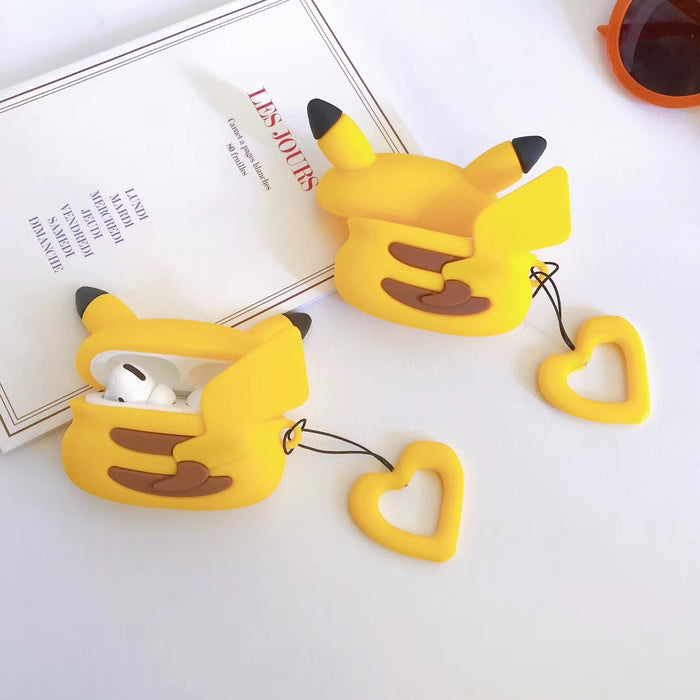 'Pikachu Booty' Premium AirPods Pro Case Shock Proof Cover