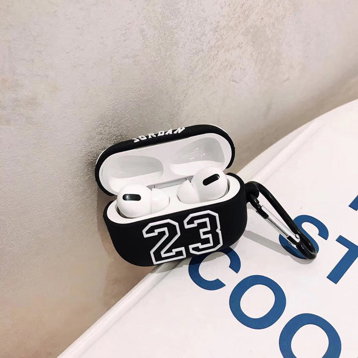 Jordan 23 AirPods Pro Case Shock Proof Cover