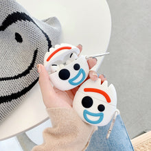 Load image into Gallery viewer, Toy Story 'Forky' Premium AirPods Pro Case Shock Proof Cover
