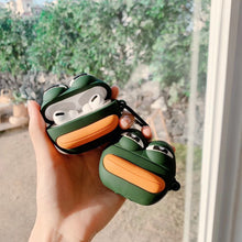 Load image into Gallery viewer, Pepe the Frog Meme Premium AirPods Pro Case Shock Proof Cover