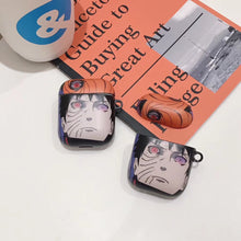 Load image into Gallery viewer, Naruto 'Uchiha Obito' AirPods Case Shock Proof Cover