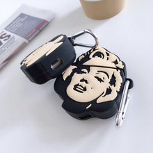 Load image into Gallery viewer, Audrey Hepburn Premium AirPods Case Shock Proof Cover