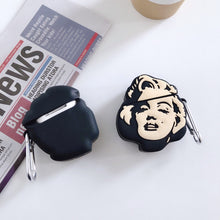 Load image into Gallery viewer, Marilyn Monroe Premium AirPods Case Shock Proof Cover