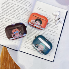 Load image into Gallery viewer, One Piece 'Zoro' AirPods Pro Case Shock Proof Cover
