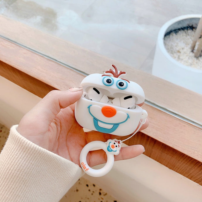 Wireless Airpod Case AirPods Pro Olaf