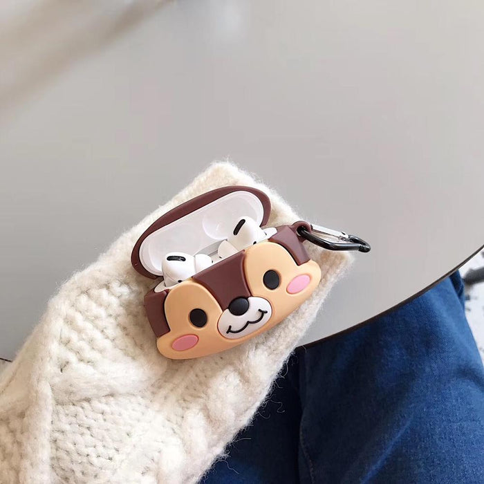 Chip 'n Dale 'Chip' Premium AirPods Pro Case Shock Proof Cover