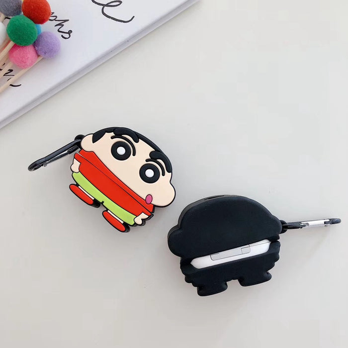 Shin Chan Premium AirPods Pro Case Shock Proof Cover