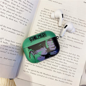 One Piece 'Roronoa Zoro' AirPods Pro Case Shock Proof Cover
