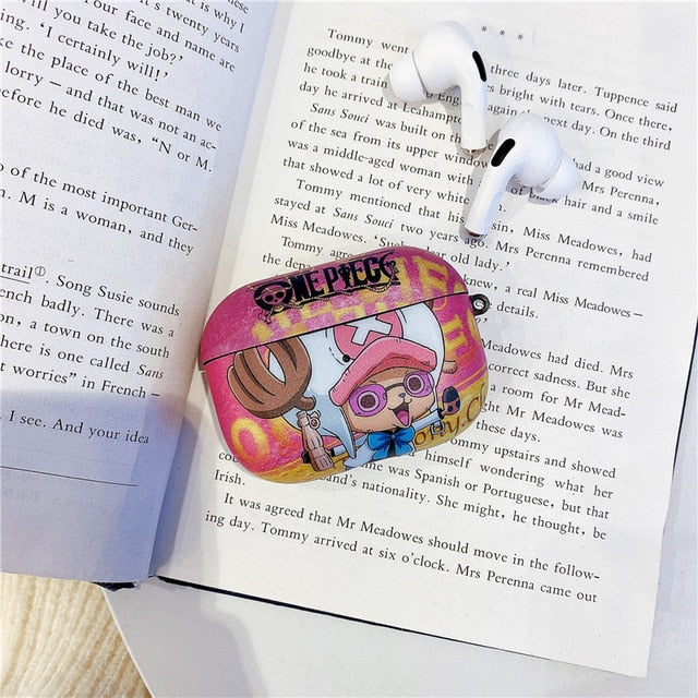 One Piece 'Tony Chopper' AirPods Pro Case Shock Proof Cover