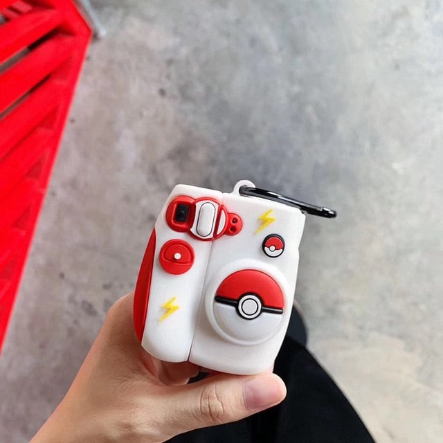 Pokemon 'Poke-Camera' Premium AirPods Pro Case Shock Proof Cover