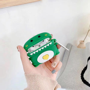 Cute Dino Premium AirPods Pro Case Shock Proof Cover