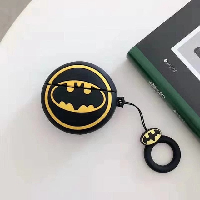 Batman 'Emblem' Premium AirPods Pro Case Shock Proof Cover