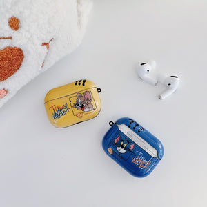 Tom and Jerry 'Jerry' AirPods Pro Case Shock Proof Cover