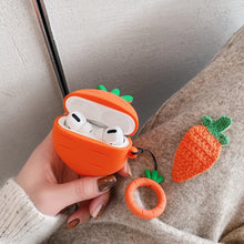 Load image into Gallery viewer, Cute Carrot Premium AirPods Pro Case Shock Proof Cover