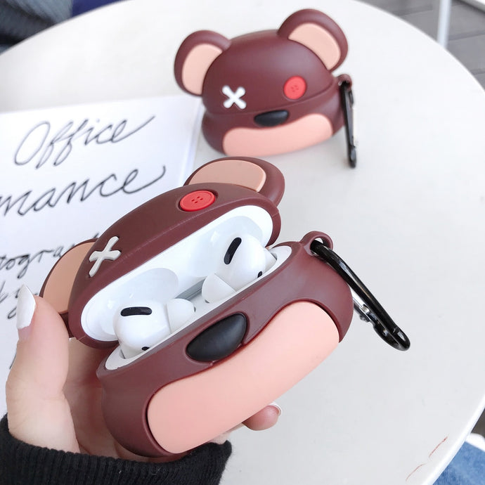 League of Legends 'Annie's Bear' Premium AirPods Pro Case Shock Proof Cover