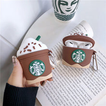 Load image into Gallery viewer, Starbucks Iced Mocha Frappuccino Premium AirPods Pro Case Shock Proof Cover