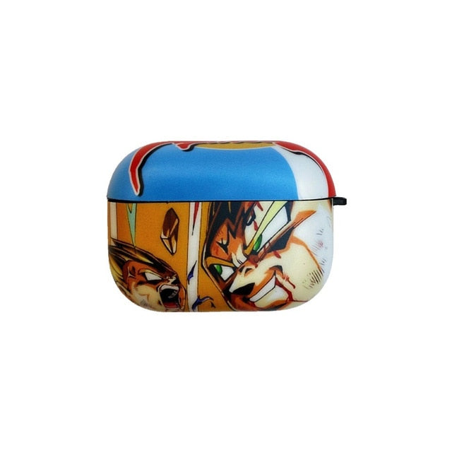 Dragon Ball Z 'Vegeta | Shenron' AirPods Pro Case Shock Proof Cover