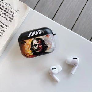Joker 'Arthur Fleck | Joker' AirPods Pro Case Shock Proof Cover