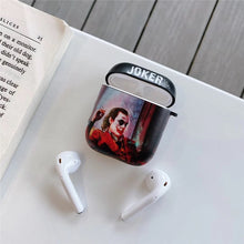 Load image into Gallery viewer, Joker 'Arthur Fleck' AirPods Case Shock Proof Cover