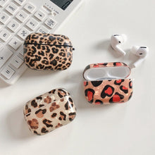 Load image into Gallery viewer, Animal Print Plastic | TPU AirPods Pro Case Shock Proof Cover