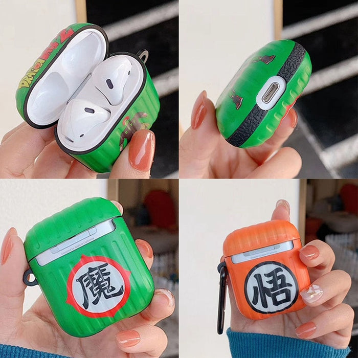 Dragon Z 'Goku | Piccolo' AirPods Case Shock Proof Cover