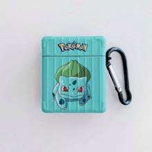 Load image into Gallery viewer, Pokemon 'Pikachu | Bulbasaur | Squirtle | Charmander' AirPods Case Shock Proof Cover