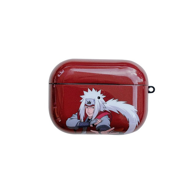 Naruto 'Jiraiya' AirPods Pro Case Shock Proof Cover