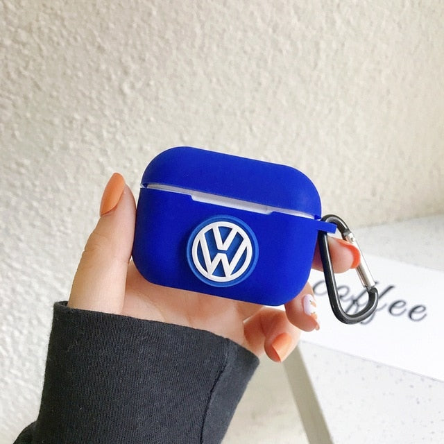 Volkswagen 'VW' Silicone AirPods Pro Case Shock Proof Cover