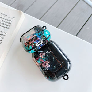 Dragon Ball Z 'Goku Black' AirPods Pro Case Shock Proof Cover