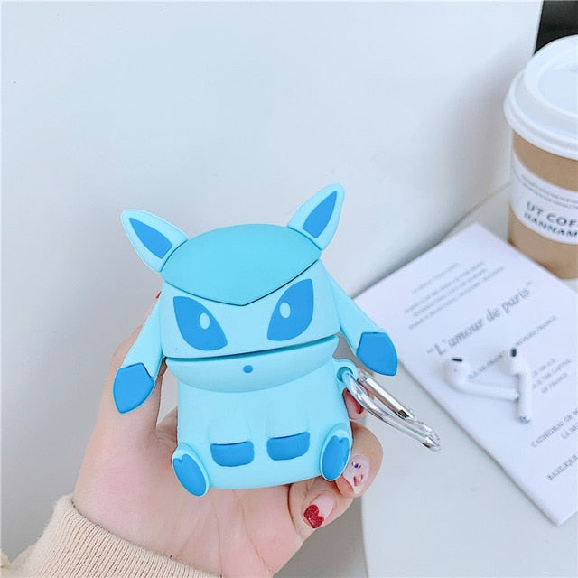 Pokemon 'Glaceon' Premium AirPods Case Shock Proof Cover