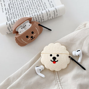 Cute Puppy Premium AirPods Pro Case Shock Proof Cover