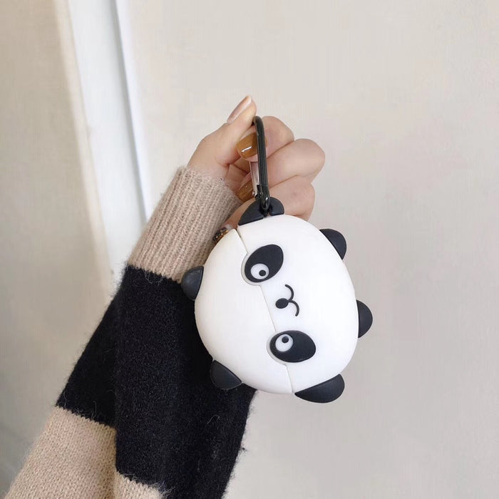 Cute Panda Premium AirPods Pro Case Shock Proof Cover