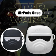 Load image into Gallery viewer, Star Wars 'Scout Trooper' Premium AirPods Case Shock Proof Cover
