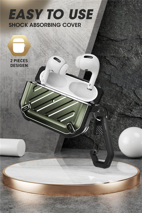 Tough TPU AirPods Pro Case Shock Proof Cover