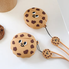 Load image into Gallery viewer, Cute Chocolate Chip Cookie Premium AirPods Pro Case Shock Proof Cover