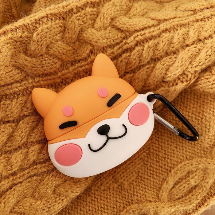 Cute Corgi Premium AirPods Pro Case Shock Proof Cover