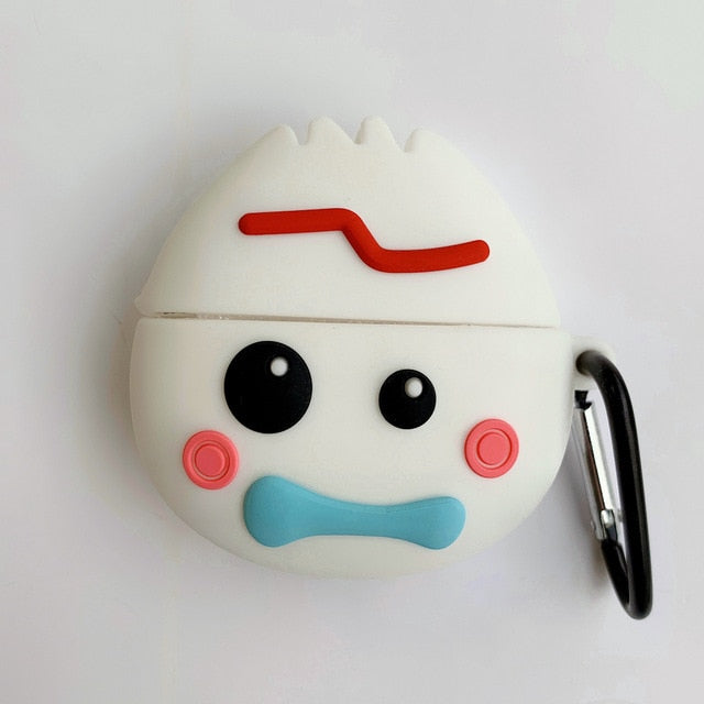 3 'Forky | Excited | Confused' Premium AirPods Pro Case Shock Proof Cover