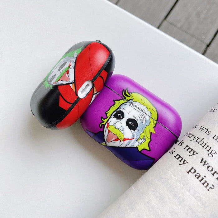 Joker 'Einstein' AirPods Pro Case Shock Proof Cover