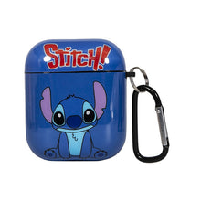 Load image into Gallery viewer, Lilo and Stitch 'Stitch' AirPods Case Shock Proof Cover