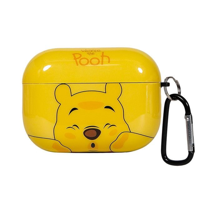 Winnie the Pooh AirPods Pro Case Shock Proof Cover