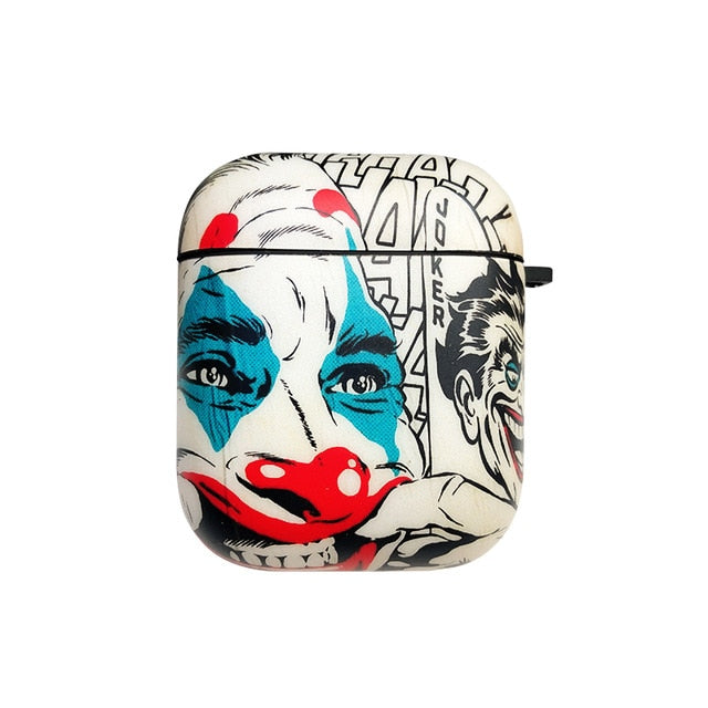 Joker 'Arthur Fleck | Smile' AirPods Case Shock Proof Cover